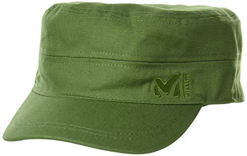 Millet – Travel Cap – Gorra para Hombre - Estilo Militar - Senderismo, Trekking, Diario - Color: Kaki