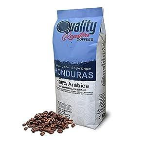 ☕Café en grano natural. 100% Arabica. Origen único Honduras, 1kg. Tostado artesanal.
