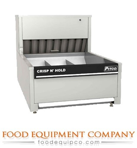 Pitco PCC-18 Crisp 'N Hold Crispy Food Station countertop capacity 1050 cubic i