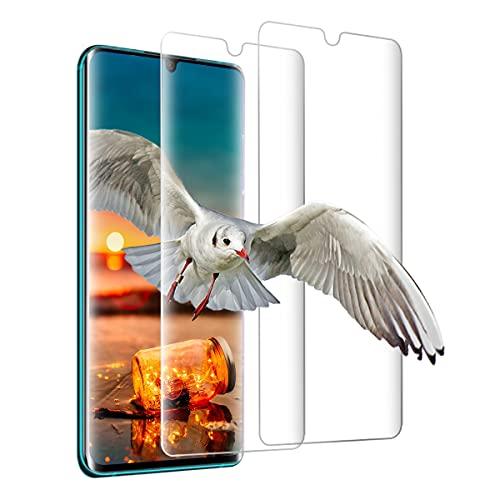 Shalwinn Panzerfolie Schutzfolie für Xiaomi Mi Note 10/Note 10 Pro Panzerglas, 2 Stück 0.33mm Ultra Dünn Panzerglasfolie, Bläschenfrei/Anti-Fingerabdruck/Kratzfestes Displayschutzfolie (Transparent)