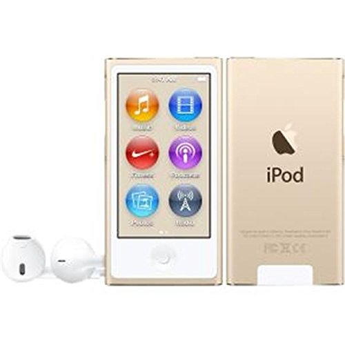 Apple iPod Nano - Reproductor MP4 (16 GB), Color Oro