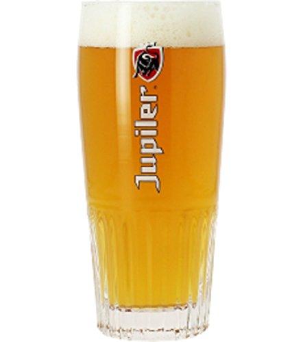 Jupiler Bicchiere Birra cl. 25 Set 6 Pz.