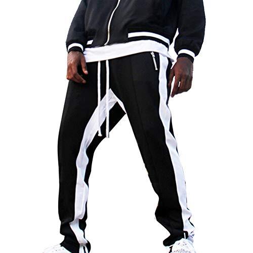 Goosuny Herren Hose Camouflage Trainingshose Armyhose Modische Atmungsaktiv Quick Dry Jogginghose Sweatpants Sporthose Casual Lange Hosen Für Workout Joggen Fitness