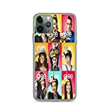 Phone Case Glee Compatible with iPhone 6 6s 7 8 X XS XR 11 Pro Max SE 2020 Samsung Galaxy Absorption Waterproof Shockproof