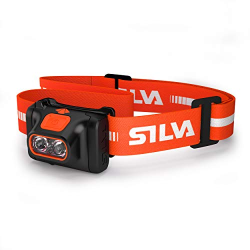 Silva Headlamp Scout Orange