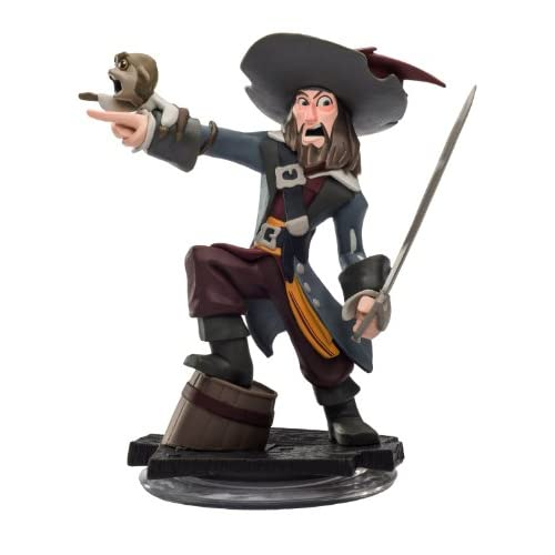 Take-Two Interactive Captain Barbossa Disney Infinity - Statuine giocattolo per bambini