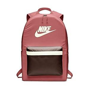 41uBaw+NwEL. SS300  - Nike Nk Heritage Bkpk 2.0 – Canyon Pink/Earth/Pale Ivory, talla: -