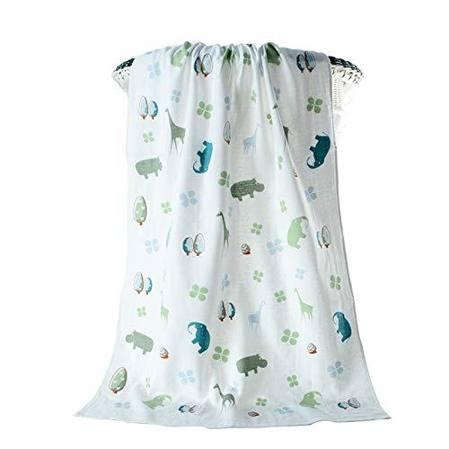 Strand Handdoeken Groot, Katoen Bad Handdoeken, Handdoeken Handdoek, Volwassen Badpakken, Reizen Handdoeken 0 Groen