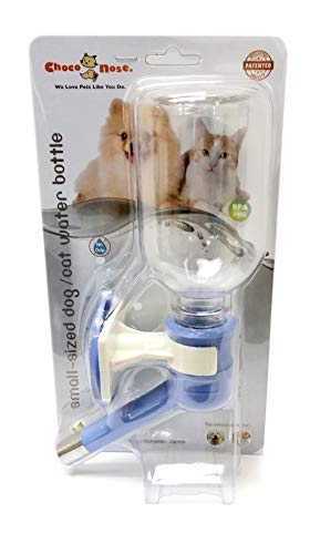Choco Nose H590 Patented No Drip Dog Water Bottle.
