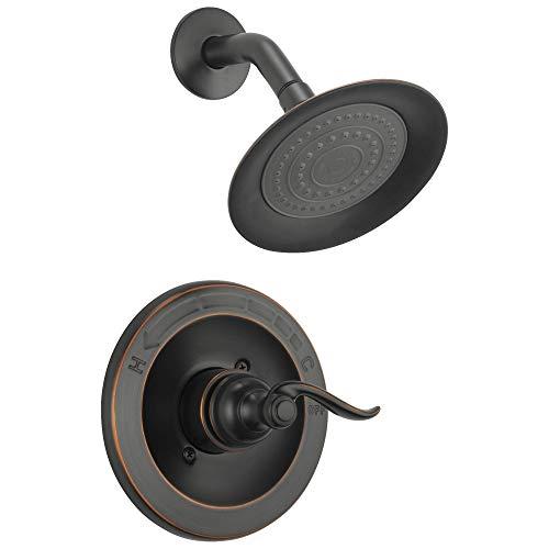 Delta Faucet Windemere Single-Function Shower Trim Kit