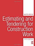 Estimating and Tendering for Construction Work - Martin Brook