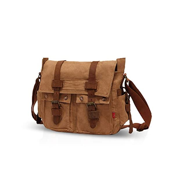 41uBeQ5xkML. SS600  - FANDARE Nuevo Bolsa Mensajero Messenger Bag Crossbody Bolso Bandolera Shoulder Bag 14 Pulgadas Portátil Estudiante Viaje…
