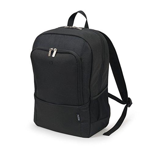 Dicota Unisex Backpack Base Rucksack, Schwarz, 38,1 cm (15 43,9 cm (17,3 Zoll)