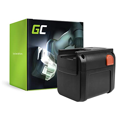 GC® (5Ah 18V Li-Ion Panasonic Zellen) Akku für Gardena HighCut 48-Li Werkzeug, Gartengeräte Ersatzakku