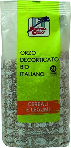 LA FINESTRA SUL CIELO Orzo Decorticato Italiano Bio - 500 g