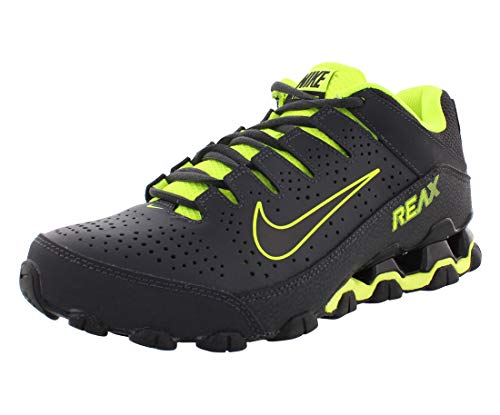 Nike Reax 8 TR, Scarpe da Fitness Uomo, (Antracite/Nero/Volt 036), 45 EU