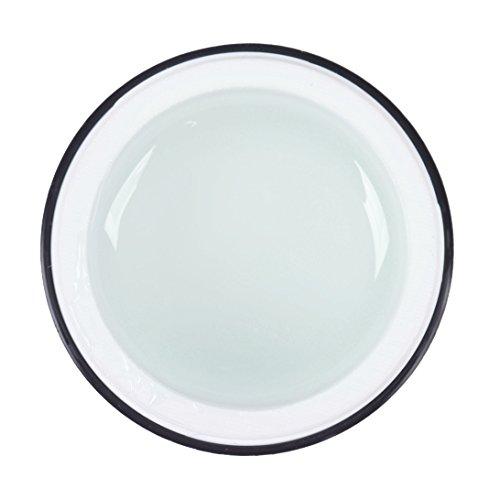 Chrome Base Gel UV 5 ml – Gel de base pour pigments chromés paillettes et hologramme Unicorn Pigment