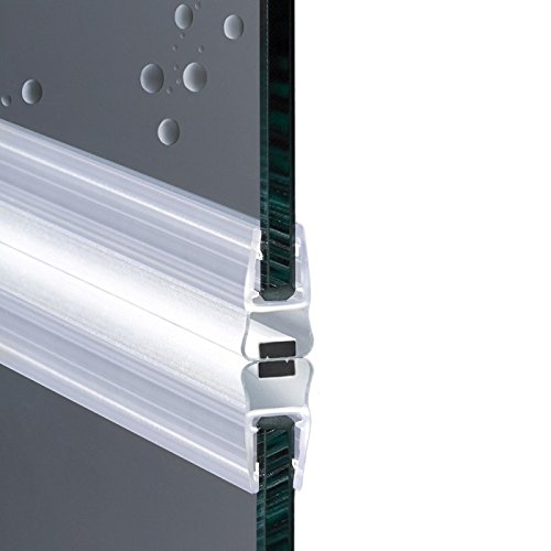 200cm EC-114 Guarnizione magnetica Box Doccia per vetri di spessore da 6 e 8 mm