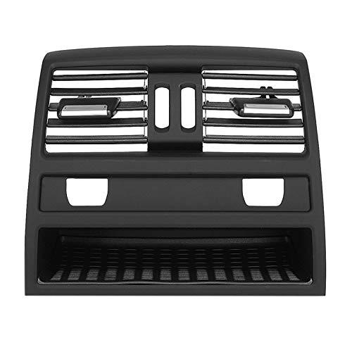 Lyjun A/C Air Vent Outlet Grille Trasero Center Console Piezas de reparación contra Resistencia al Aire Libre Ajuste para BMW 5 Series F10 2011-2017