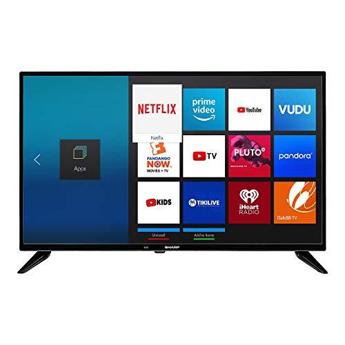 Sharp 32' Class HD (720p) Smart LED TV (LC-32Q5230U)
