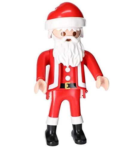 PLAYMOBIL Lechuza - Figura de Papá Noel XXL (67 cm)