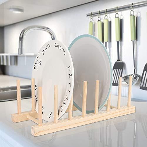 Rejilla de secado de platos liviana y lisa, rejilla de secado para platos, rejilla de drenaje para cocina, hogar, interior