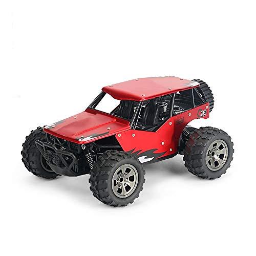 DBXMFZW 1/18 Off-Road Fernbedienung Auto Spielzeug All-Terrain Hochgeschwindigkeits-Kletterfahrzeug Spielzeug Wiederaufladbare Drift Buggy 2.4g Wireless RC Auto Spielzeug Urlaub Geschenke für Kinder