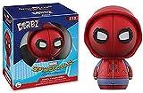 WangMaZi Pop Deadpool Spider Man Dead Pool Spider Man Película Animación Comics Figura Muñeca Adornos Colección Juguete 8cm-Segundo