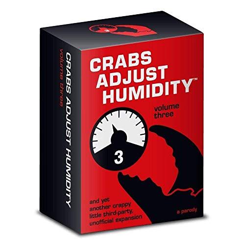 Crabs Adjust Humidity - Vol Three by Vampire Squid Cards