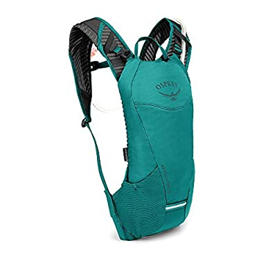Osprey Kitsuma 3 Women's Hydration Pack with 2.5 L Hydraulics LT Reservoir - Teal Reef (O/S)