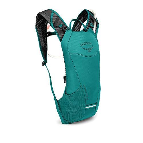 Osprey Kitsuma 3 Women's Hydration Pack with 2.5L Hydraulics™ LT Reservoir - Teal Reef (O/S)