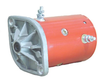Find Bargain Professional Parts Warehouse Aftermarket 56133 Western 4-1/2 Motor - Coned Shaped