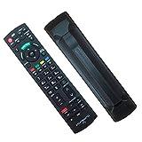 Mando a distancia de repuesto Panasonic N2QAYB000752 para Panasonic LED LCD 3D Viera Plasma TV N2QAYB000753 N2QAYB000785 TX-L32ET5 TX-L37ET5 TX-L42ET5