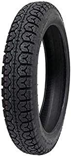 MMG Tire 3.50-16 (100/90-16) Motorcycle Scooter Moped Street Front or Rear Performance Tire (P22)