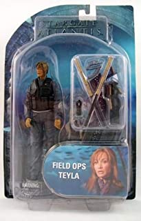 Diamond Select Toys Stargate Atlantis Series 2 Action Figure Field Ops Teyla