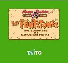 Flintstones 2 - The Surprise at Dinosaur Peak 60 Pin Game Card Customized For 8 Bit 60pins Game Player