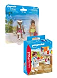 PLAYMOBIL Specials 70251 Slush-Ice 70274 Duo Pack Beach Urlauber