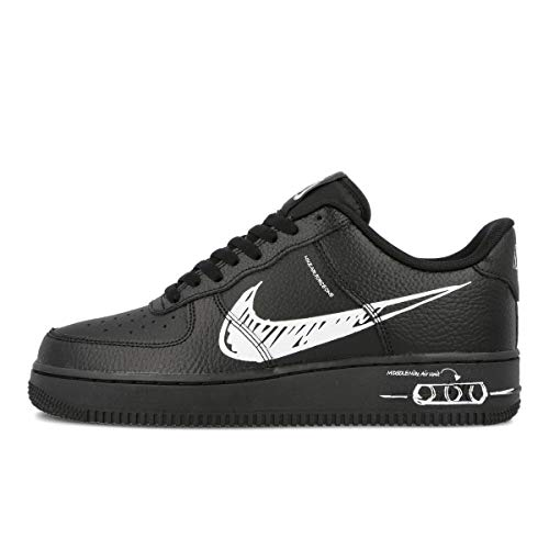 Nike Cw7581-001 - Zapatillas deportivas para hombre Negro Size: 44.5 EU