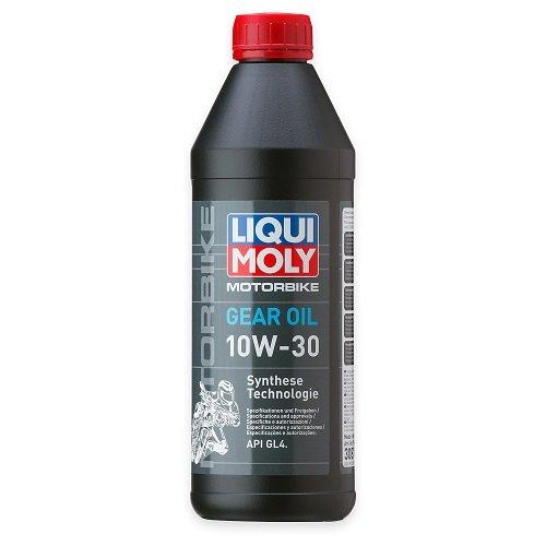 LIQUI MOLY 3087 Motorbike Gear Öl 10W-30, 1 L