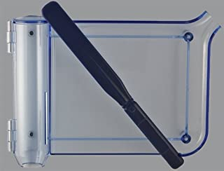 Professional Counting Tray with Nylon Spatula