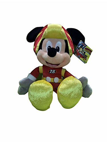 Mickey Roadster Racer, un seul morceau