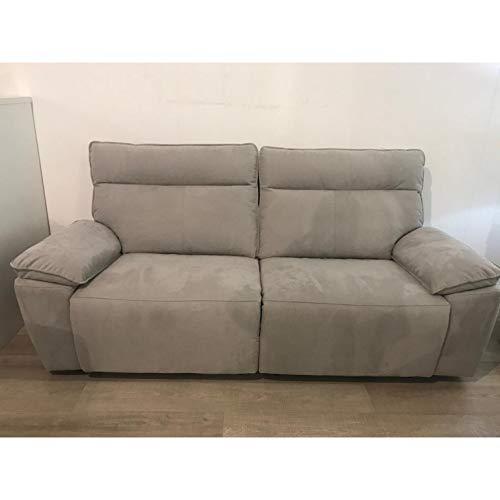 SHIITO Sofa Relax ELÉCTRICO 3 Plazas Belle BC9725