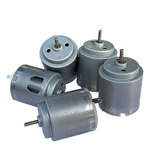 Pangocho Jinchao-Gleichspannungs Motor 5 Teile/los 260 dc Micro Motor, Starke magnetische karbonbürste Kleiner Fan DIY modellherstellung, Fernbedienung Auto Spielzeug Motor