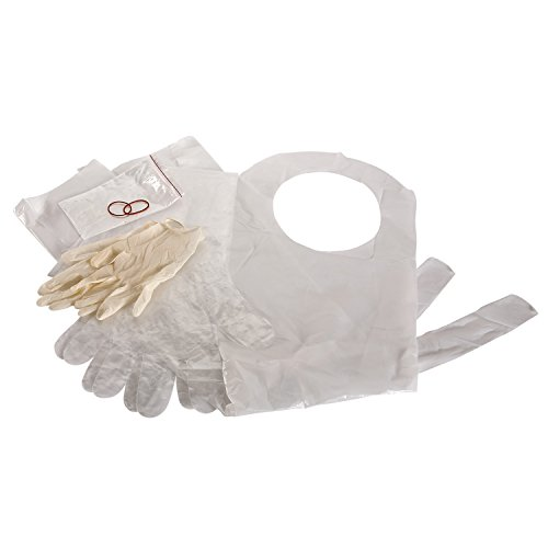 Allen Company Game Cleaning/Field Dressing Kit, White/Clear, 1, 5100