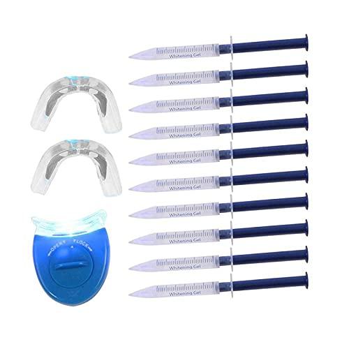 Ygerbkct Sistema de blanqueamiento Dental para blanqueamiento de Dientes de Dentista, Kit de Gel Oral, blanqueador de Dientes, Herramientas dentales, Equipo para blanquear los Dientes