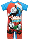 Il Trenino Thomas Costume da Bagno per Ragazzi Thomas The Tank Multicolore 2-3 Anni