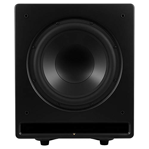 DYNAVOICE - Subwoofer amplificato 12' Rif. Challenger CSB-V12 Colore Nero.