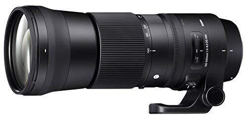 Sigma 745-306 150-600mm f/5-6.3 DG OS HSM Contemporary Lens for Nikon F - International Version (No Warranty)