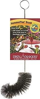 Droll Yankees 021964801205 HUM Hummer Plus Brush, 9 Inch, Black