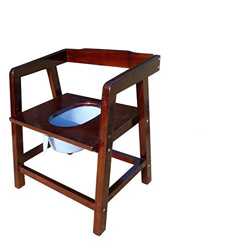 Chaise de bureau en bois Chaise de bureau Chaise de bureau (Couleur : A)